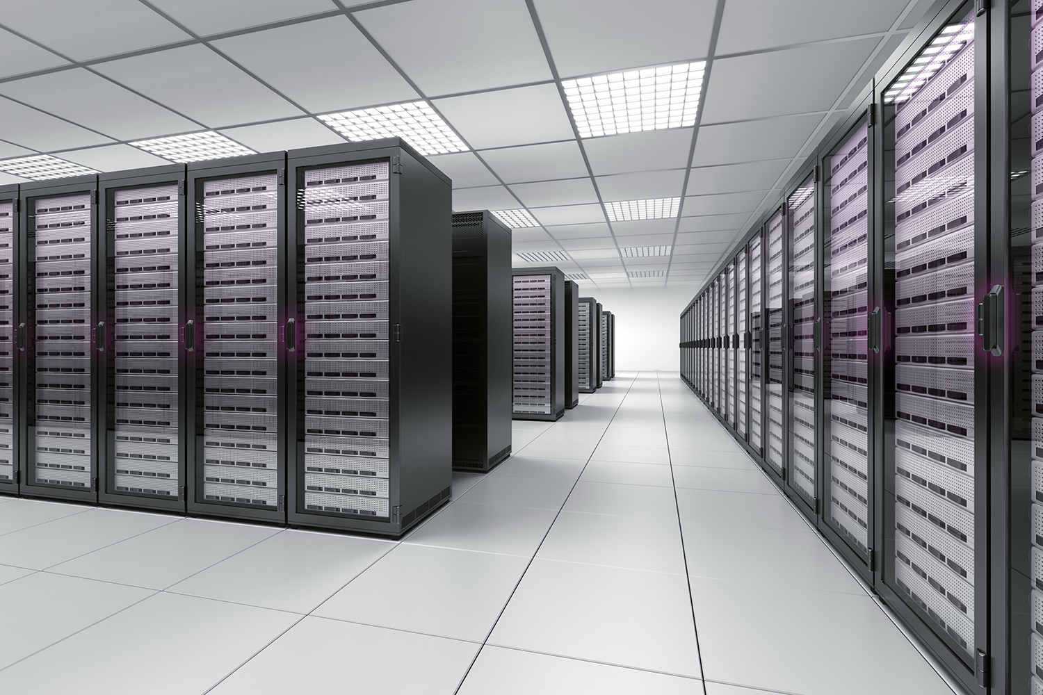 SSH Data Centre Cleaning